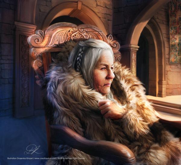 Alannys Greyjoy
