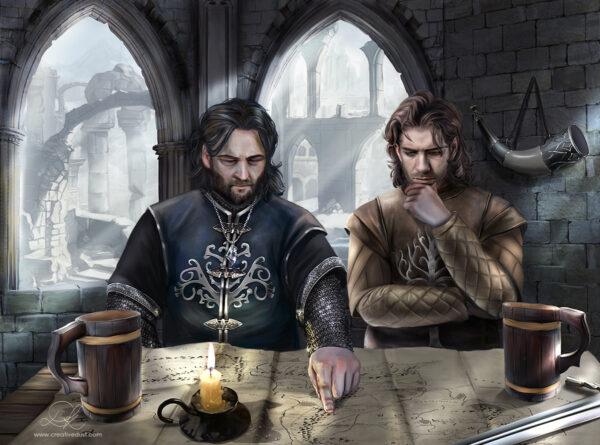 Boromir and Faramir